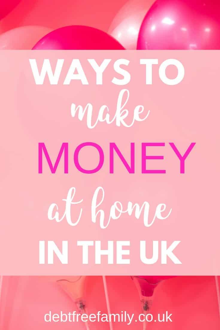 ways to make money online in the UK, make money online UK, making money, how to make money in the UK, money making UK, making money online UK
