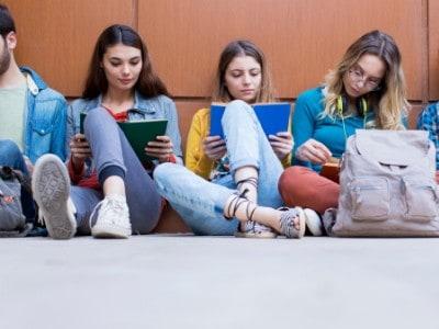 teenagers making money