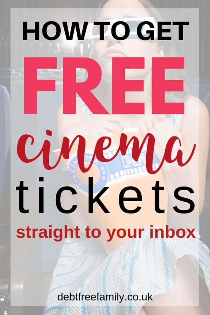 free cinema tickets, how to get free cinema tickets, free cineworld tickets, free vue tickets, free movies,