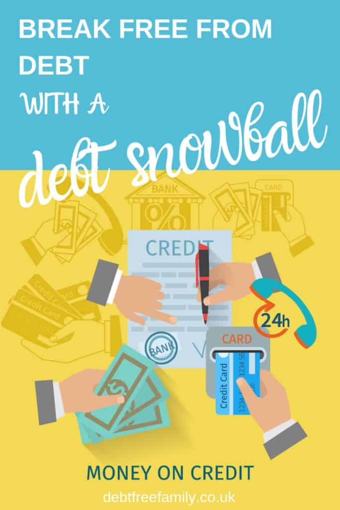 debt snowball, debt snowball uk, debt snowball app uk, dave ramsey, dave ramsey uk,