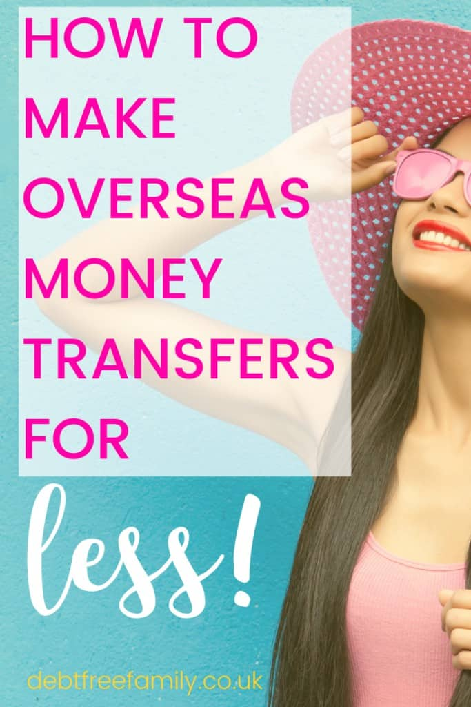 If you're looking to make cost effective overseas transfers, maybe we can help!