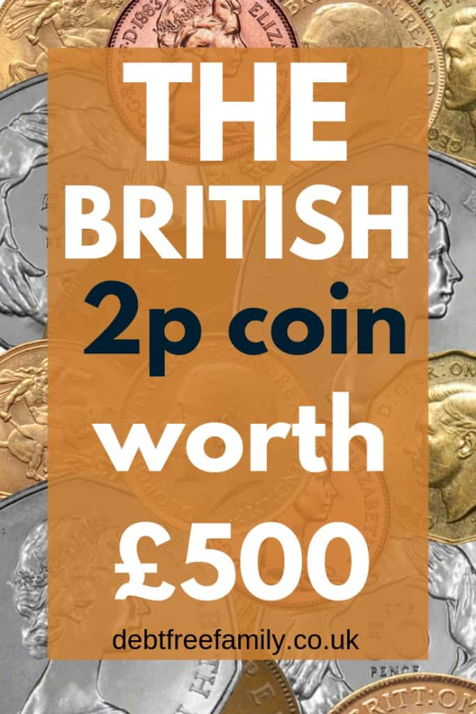 Find out which valuable rare 2p coin you have in your purse might be worth up to £500!