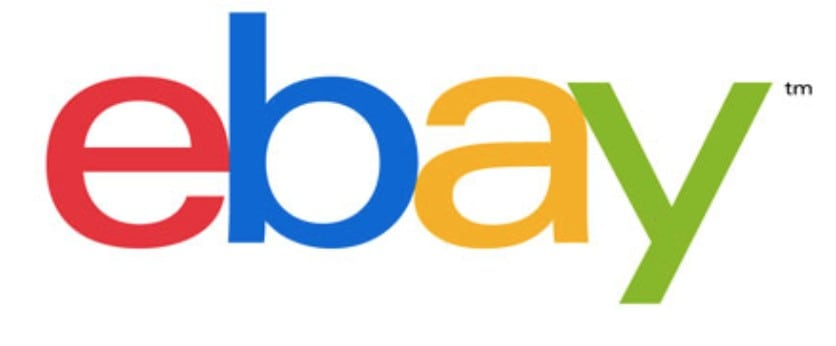 ebay logo for buying and selling clothes online for cash