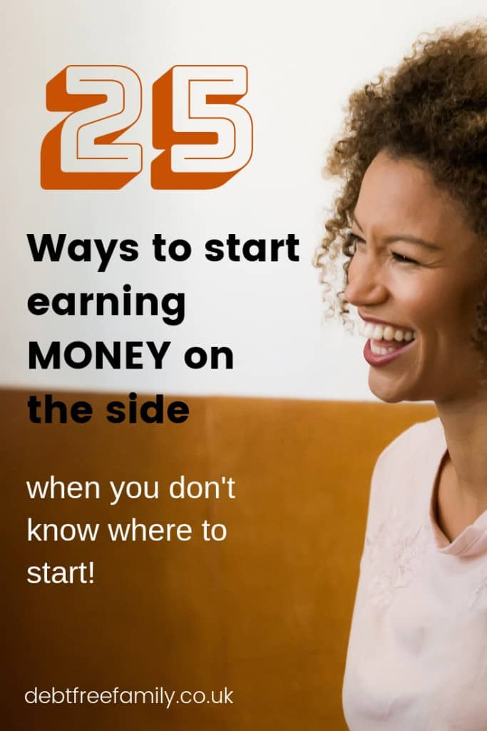 25 Real ways to make money alongside your day job. Online & offline, we've got great ways to boost your income!