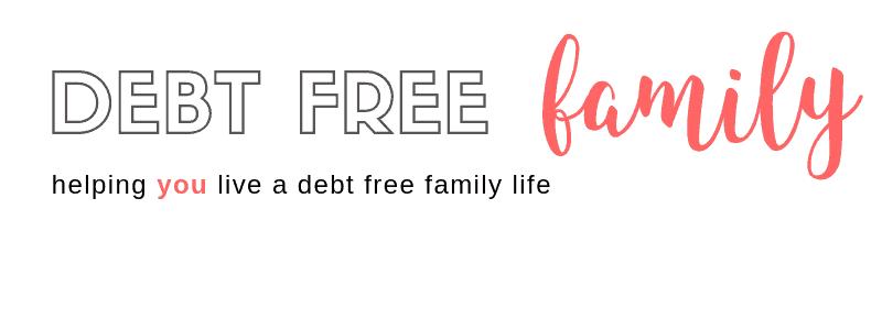 Debt Free Family