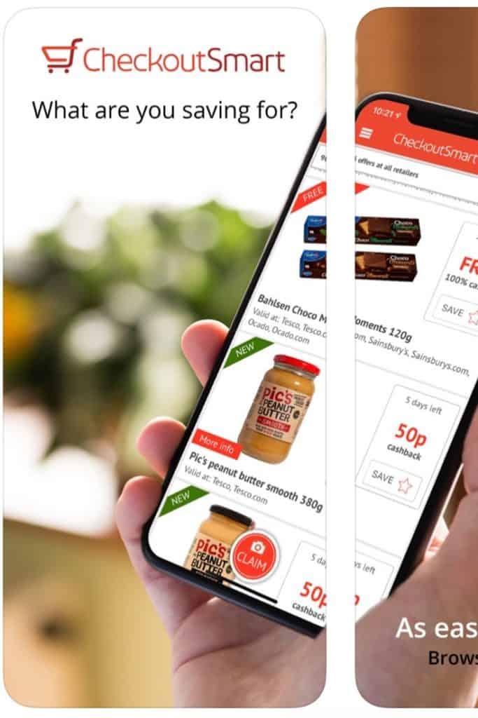Scan receipts app for money UK