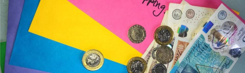 Envelope budget system uk