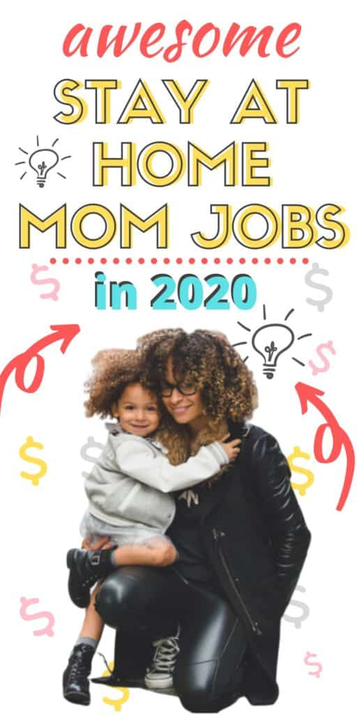 Stay at home mum jobs UK