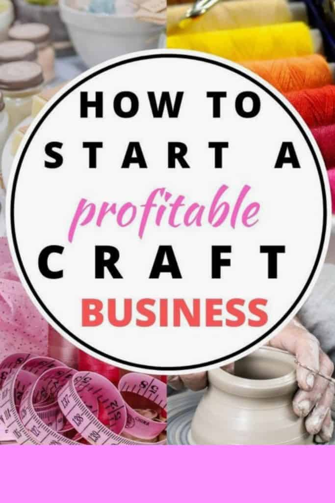 If starting a craft business is something that's been on your list for a while, you're not alone. The homemade & handmade industries are booming, and there's plenty of selling opportunities to go around.