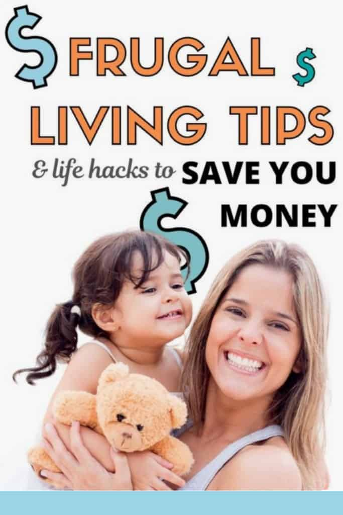 Some of the best money saving tips to make frugal living work for your family.