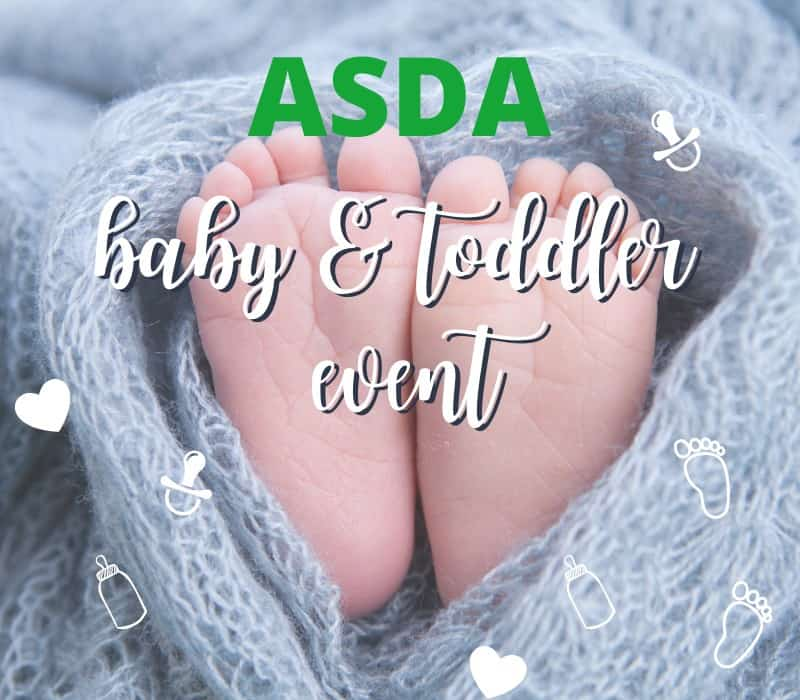 asda baby event dates