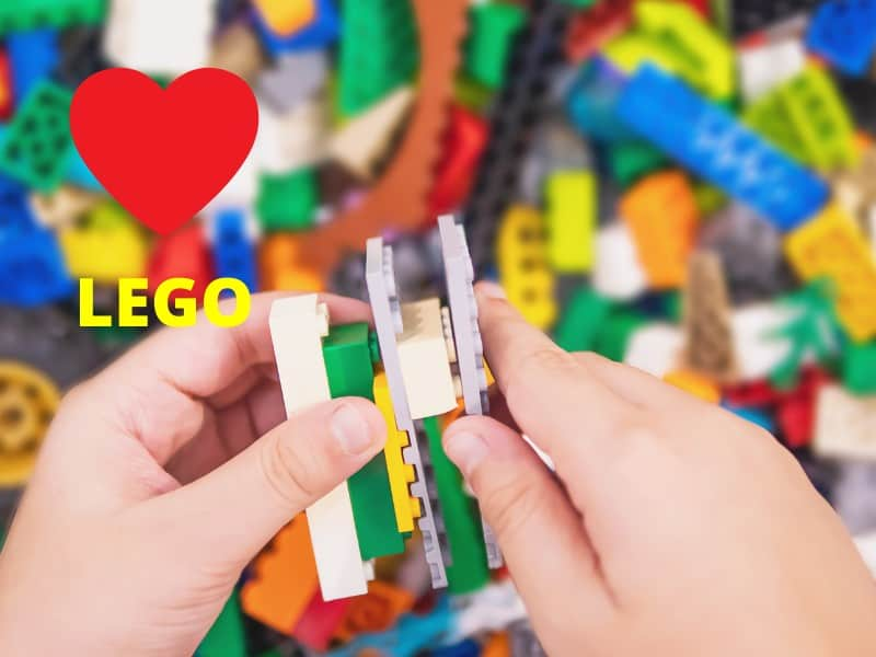 how to sell Lego for cash UK