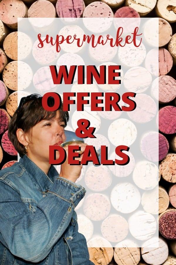 25% off 6 bottles of wine