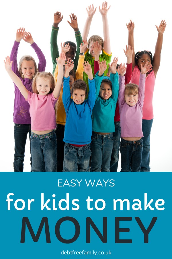 easy ways for kids to make money
