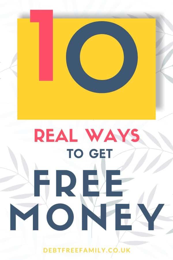 free money uk