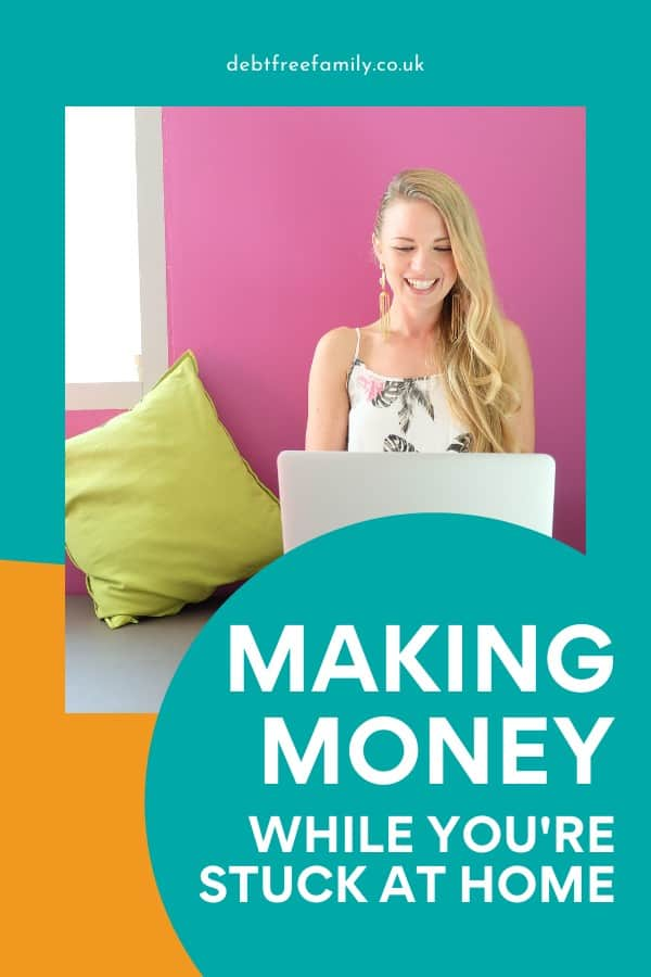 ways to make extra money uk