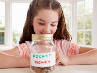pocket money chart