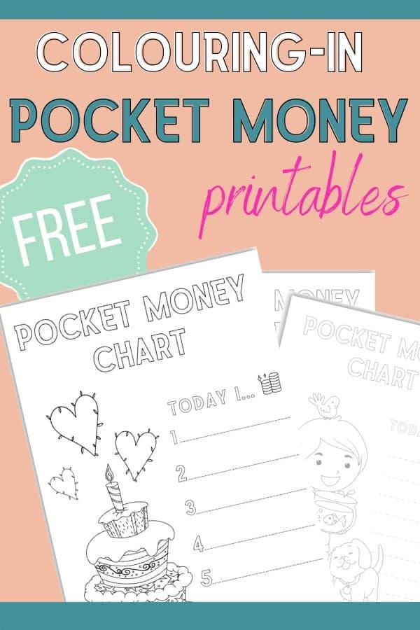 pocket money chart uk