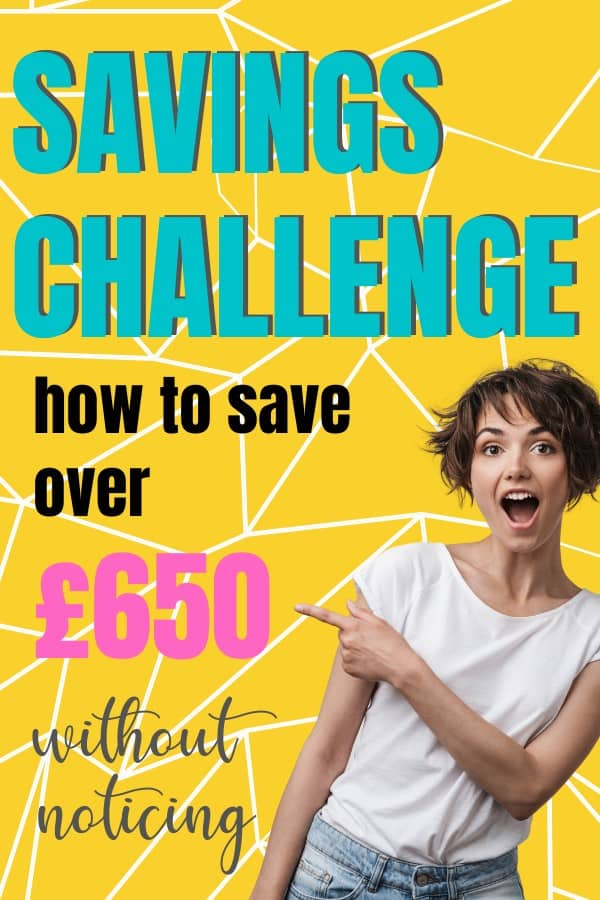 penny a day challenge uk