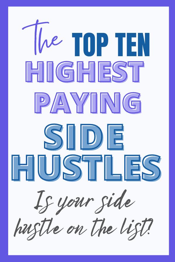 tech side hustle