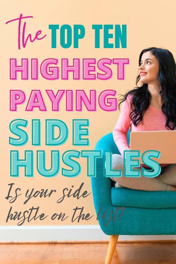 tech side hustles