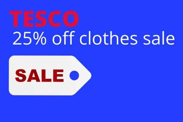 tesco-25-off-clothes-sale