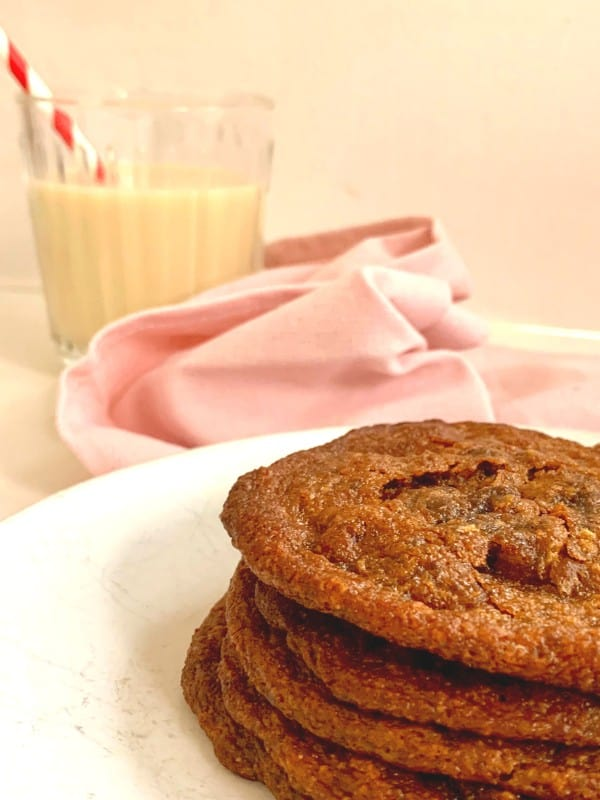 how to make quick and easy chocolate chip cookies